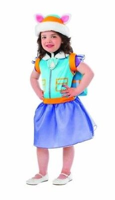Rubies Everest Paw Patrol Disney Kinder Mädchen Kleinkind Halloween (Disney Kleinkind Halloween Kostüme)