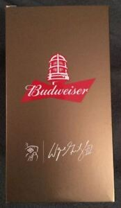 Wayne Gretzky Budweiser Goal Light Glass - $60
