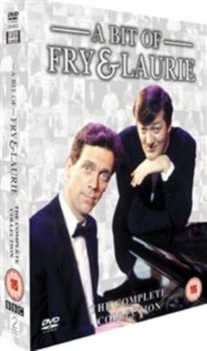 Bit of Fry and Laurie: The Complete Collection DVD NEW