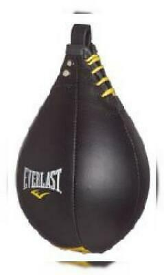 Everlast Speed Bag 10X7 (4242) Large, Black