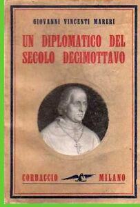 un-DIPLOMATICO-del-SECOLO-DECIMOTTAVO-giovanni-vincenti-mareri-NUOVO-XVIII