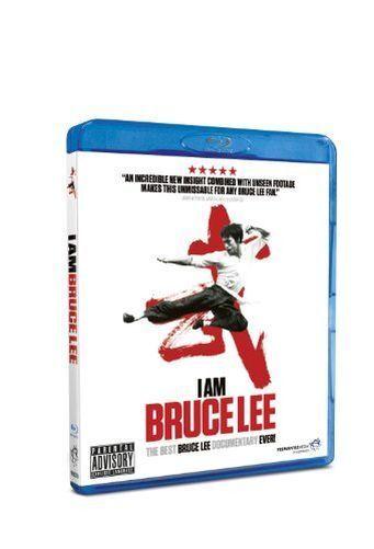 **NEW** - I Am Bruce Lee [Blu-ray] 5030697021564