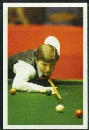 (QofS196) Scarce Trade Card of Dean Reynolds, Snooker 1986
