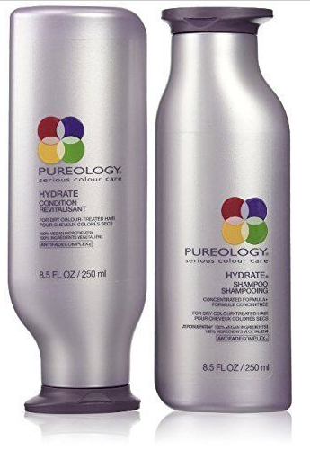 Pureology Hydrate Shampoo and Conditioner Duo 8.5 oz