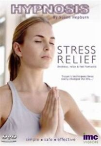 Stress Relief - Hypnosis by Susan Hepburn - Healthy Living Series [DVD], DVD | 5