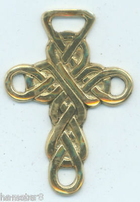 CELTIC LOVER'S KNOT  Horse brass (N695)              (I always combine shipping)