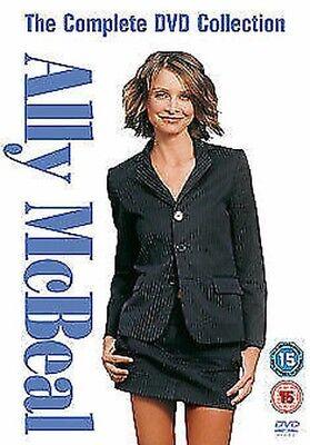 Ally Mcbeal Temporada 1A 5 Colección Completa DVD Nuevo DVD (3094401066)