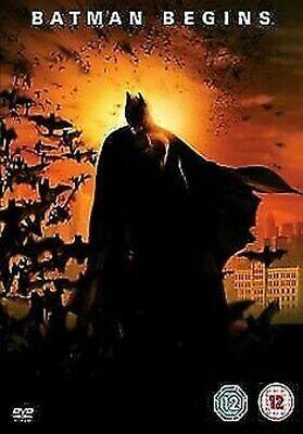 Batman - Batman Begins DVD Nuevo DVD (1000085875)