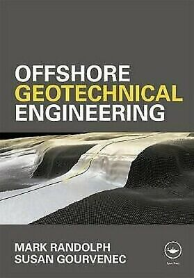 Offshore Geotechnical Engineering Hardcover Randolph Mark