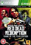 Red Dead Redemption (Game of the Year Edition) (classics)...