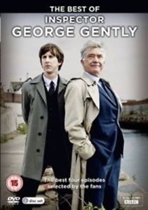 The Best Of George Gently (DVD, 2013, 2-Disc Set)