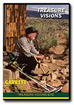 Garrett Treasure Visions and a Utah Treasure Trek—DVD