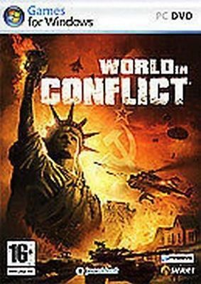 World in conflict  JEU PC NEUF