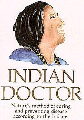 HERBS: INDIAN DOCTOR, NATIVE AMERICAN MEDICINE, BOOKS