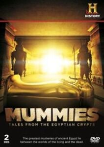 Mummies: Tales From The Egyptian Crypts [DVD], DVD | 5055298066455 | New