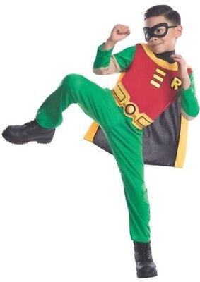 Kinder Robin Kostüm Teen Titans Go