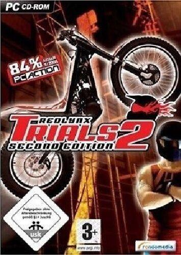 TRIALS 2 SECOND EDITION - PC CD-ROM - NEU & SOFORT