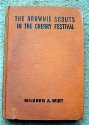 The Brownie Scouts in the Cherry Festival Book 1950