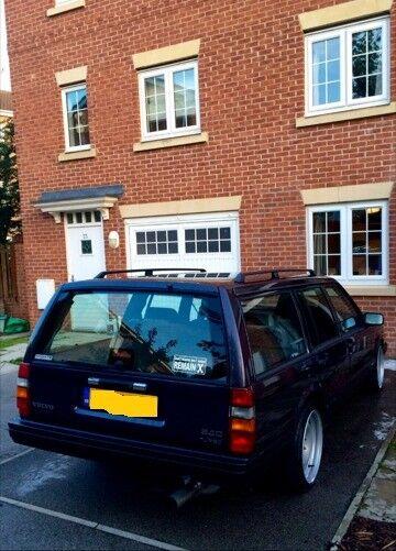 Volvo banded steel wheels, 17inch, 5x108, Ford, Peugeot, Jaguar stance slammed