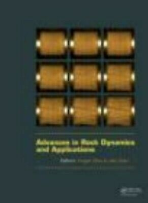 Advances in Rock Dynamics and Applications Hardcover Jian Zhao
