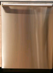 """18"""" Electrolux Stainless Steel Built-in Dishwasher $250.00"""