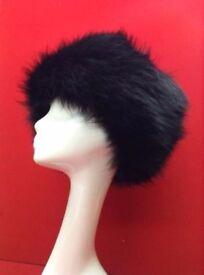 Designer Fur Hat - New
