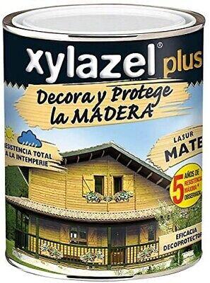 Lasur Xylazel Plus mate roble 750 M