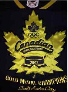 Roots 2002 Olympic Jersey