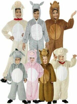 Krippenspiel Kinder Weihnachten Kostüm Tier Rentier Lamm Esel - Lamm Kinder Kostüme
