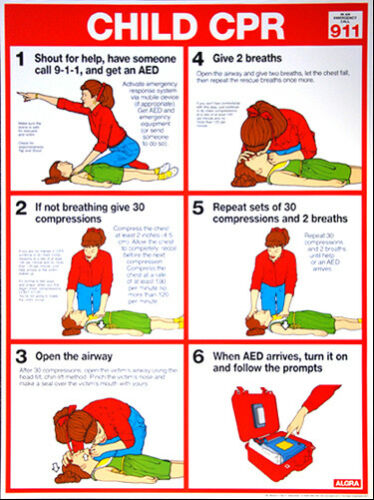 Zany image regarding cpr posters free printable