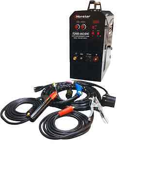 Coplay Norstar T200 Tig Welder Acdc Acdc Dual Voltage Input