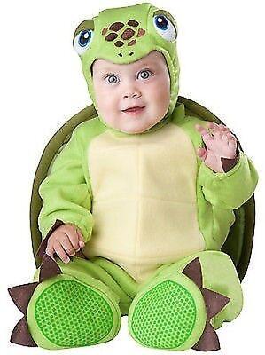 Incharacter Winzig Schildkröte Grün Hülle Kleinkinder Baby Halloween Kostüm 6052 ()