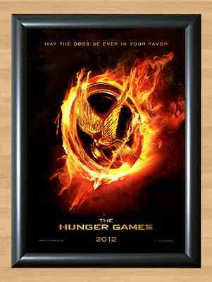 The Hunger Games Movie Film A4 Print Poster Photo Wall Picture Home Decor Part 1 (Hunger Games Dekorationen)