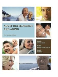 Adult Development and Aging (Hardcover) by John C. Cavanaugh