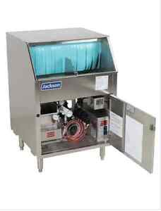 Glass Washer, Jackson, With Chemical System!! Kitchener / Waterloo Kitchener Area image 2
