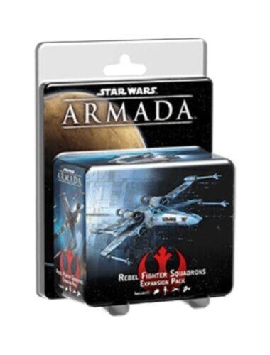Rebel Fighter Squadrons Expansion Pack Star Wars Armada FFG Asmodee NIB