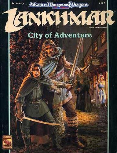 The Gaming Den :: View topic - [OSSR]Lankhmar - City of Adventure