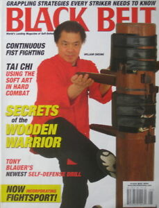 RARE 5/04 BLACK BELT MAGAZINE WILLIAM CHEUNG KARATE KUNG FU MARTIAL ARTS AIKIDO