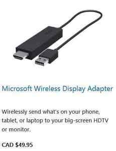 Various MicroSoft Surface Tablet Acces. & Adaptors $20 and up. St. John's Newfoundland image 5