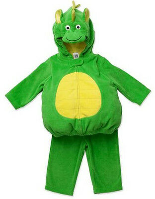 NWT Halloween Carters Baby Dragon 2 Piece Costume Sizes 12 18 24 Month Available (24 Month Baby Halloween Costumes)