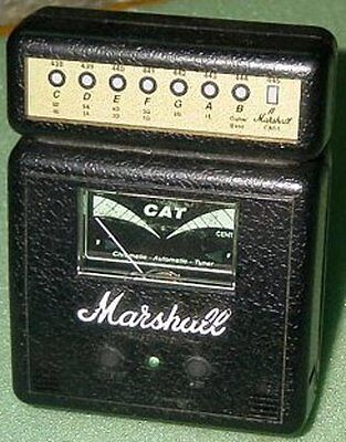 Marshall CAT Automatic Tuner