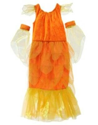 Goldfish Halloween Costume (GYMBOREE HALLOWEEN GOLDFISH 1-PC COSTUME DRESS 3 4 5 6 7 8 10 12)