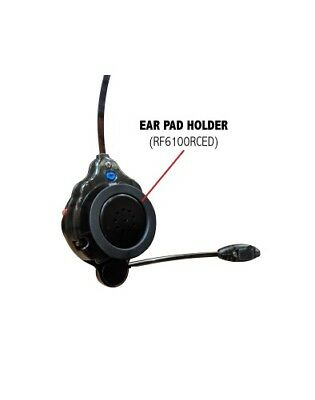Rf Brand Earpad Holder For Hme Ion Eos And Chrome Drive Thru Headsets Pack Of 5