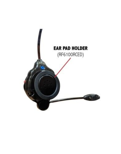 RF Brand Earpad Holder for HME ION, EOS and Chrome Drive Thru Headsets PACK OF 5