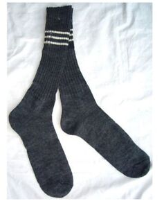 GERMAN-ARMY-SOLDIER-WOOL-SOCKS-WW2-REPRO-LARGE