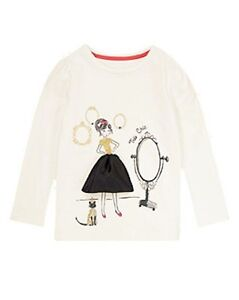 NWT Gymboree Purrfectly Fabulous Long-Sleeve Tops/Tees/Shirts--5 6 7 8 10 12