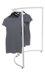 Round Clothing Rack Ebay