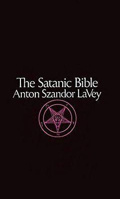 **NEW** - Satanic Bible (Mass Market Paperback) 0380015390