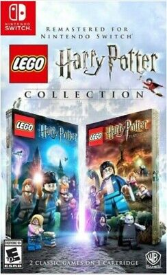 Nintendo Switch LEGO Harry Potter Collection - ANNI 1-4 e 5-7 - NUOVO SIGILLATO