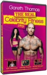 REAL CELEBRITY FITNESS DVD: New DVD